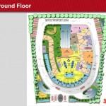 One Velvet Apartment Ground Floor Plan