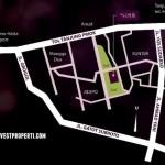 Peta Lokasi LINQ Kemayoran Jakarta