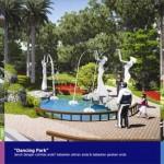 Fasilitas Perumahan Vanya Park BSD