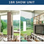 1 Bedroom Show Unit