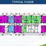 Floor Plan Citra Living @ Citra 7 Ext