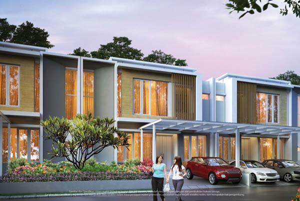 Cluster Yarra Jakarta Garden City