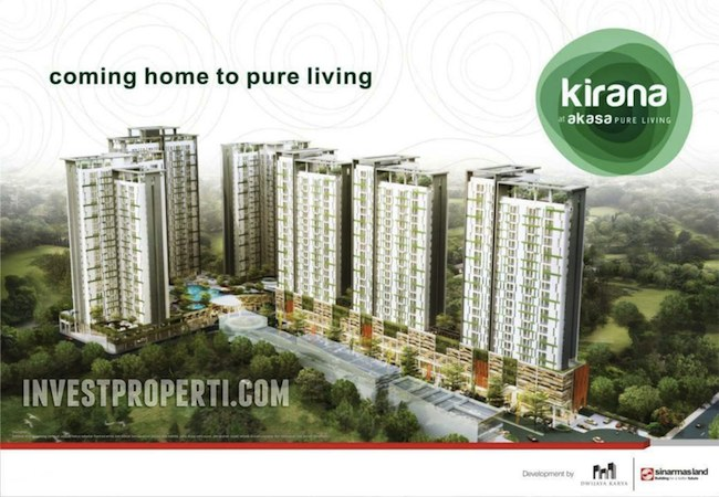 Akasa Pure Living Tower Kirana