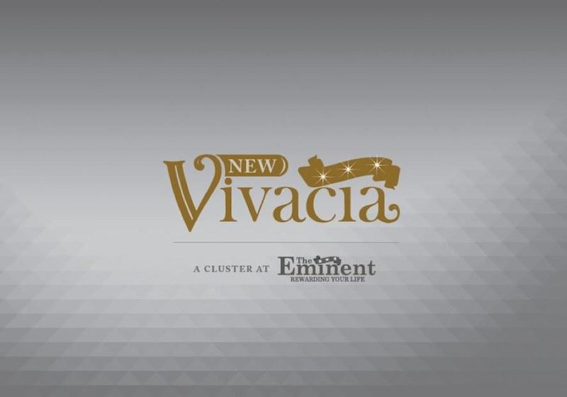Brosur Rumah Cluster New Vivacia