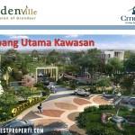 Gerbang Rumah Cluster GardenVille CitraRaya