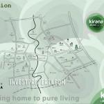 Peta Lokasi Akasa Pure Living BSD