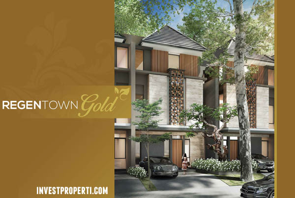 Regentown Gold BSD City