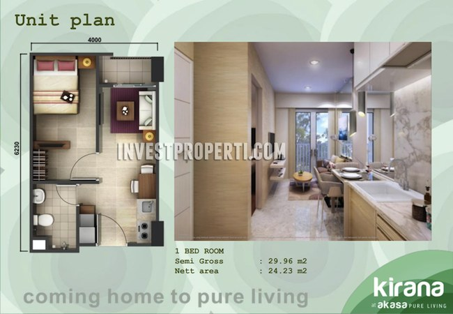 Unit 1 BR Tower Kirara
