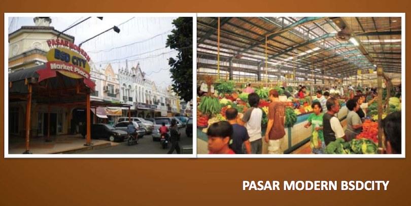 Pasar Modern BSD City