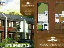Perumahan Nusa Loka Park BSD