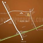 Peta Lokasi Nusa Loka Park BSD