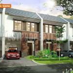 Rumah Nusa Loka Park BSD