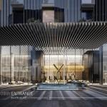 Yukata Apartment Lobby