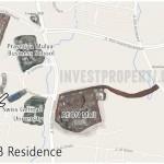 B-Residence BSD Map Location