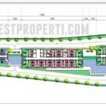 B-Residence BSD Apartemen BSD Floorplan
