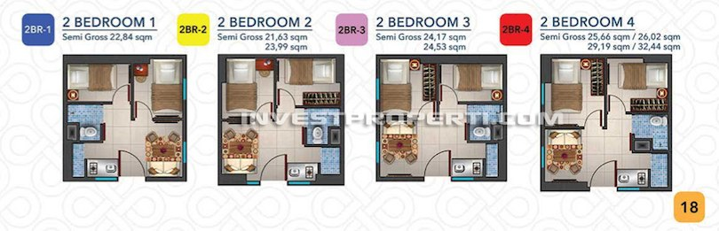 2 BR Type