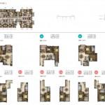 Floor Plan Antasari Heights Apartment