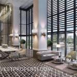 Antasari Heights Jakarta Tea Room