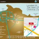Chadstone Cikarang Location Map