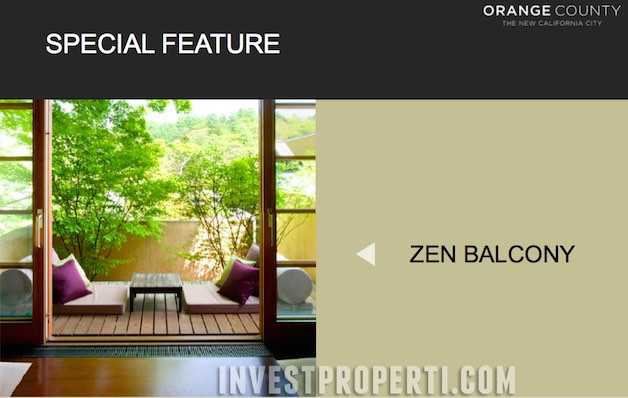 Zen Balcony