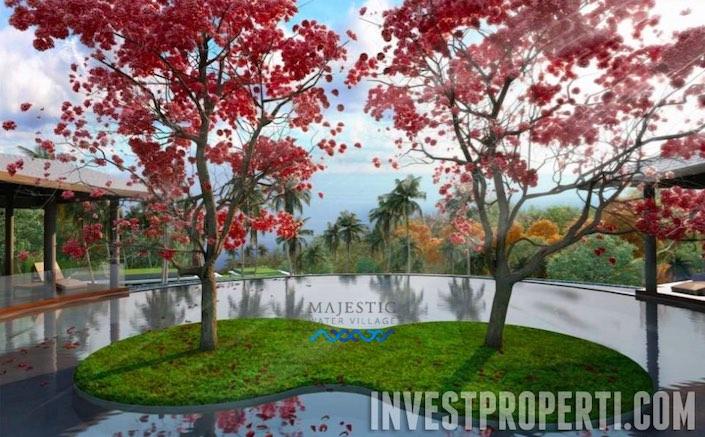 Majestic Water Village Uluwatu Bali Villa Oase