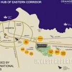 Orange County Map Location