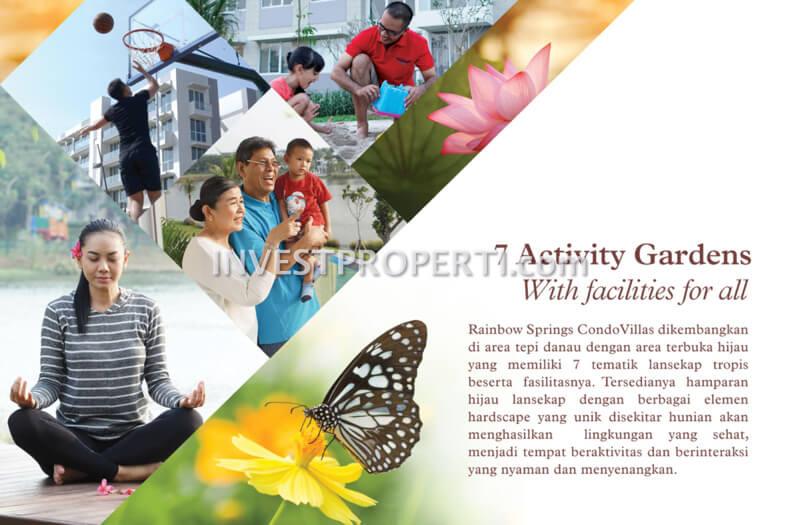 Rainbow Spring Condo Villa Garden