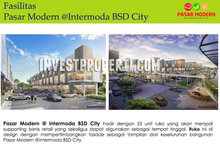 Fasilitas PasMod Intermoda BSD