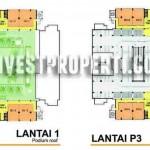 Floor Plan 1 & 3
