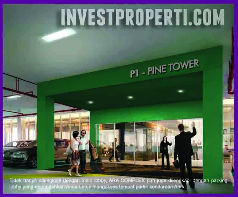 Pine Tower Parking