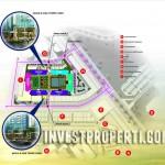 Master Plan Ara Complex Gading Serpong