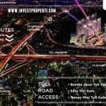 Peta Lokasi Southeast Capital Jakarta