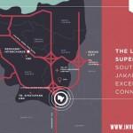 Southeast Capital Jakarta Map Location
