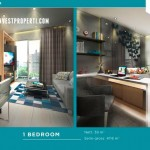 1 BR Interior Design Apartment