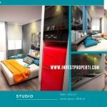 Studio Room Interior Design Apartment