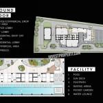 Site Plan The Smith Alam Sutera SOHO