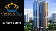 Crown Sky Alam Sutera Apartment