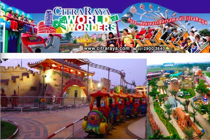 World of Wonder Citra Raya