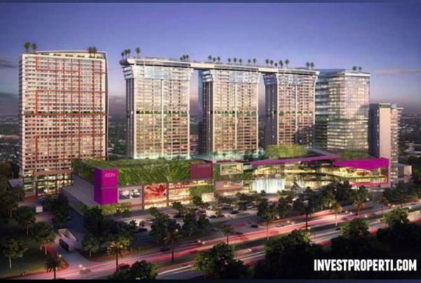 Saffron Noble Sentul City Apartment