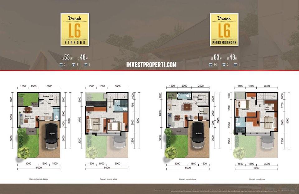 Pilihan Rumah New Malibu Village