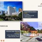Sahid Hotel Jakarta and Cikarang