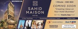 Sahid Maison Hotel BSD Serpong