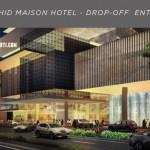 Sahid Maison Hotel Serpong Drop Off