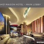 Sahid Maison Hotel Serpong Main Lobby