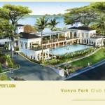 Vanya Park BSD Club House