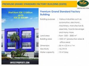Premium Grand Factory Building