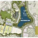 Master Plan Vanya Park BSD Asatti