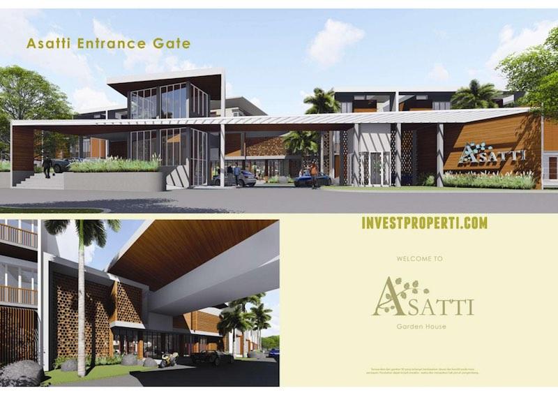 Asatti BSD City Garden House