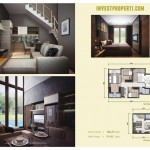Apartemen Agate 3BR Loft
