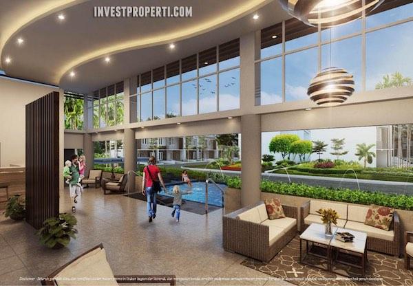 Club House Paradise Serpong City